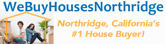 We Buy Houses In Northridge California Logo